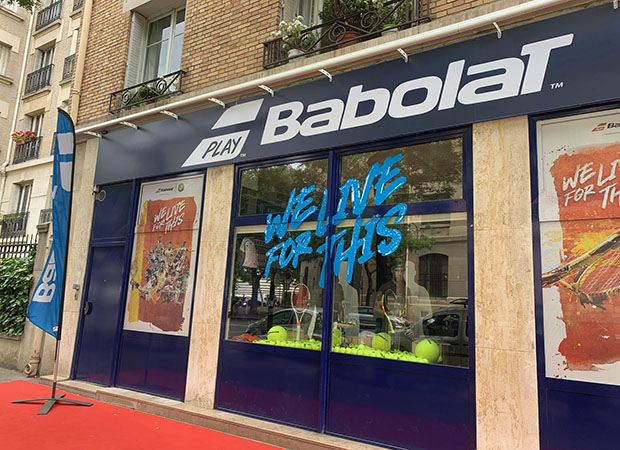 babolat pop up copia